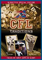 Cfl Traditions: Montreal Alouettes [DVD] [Import]