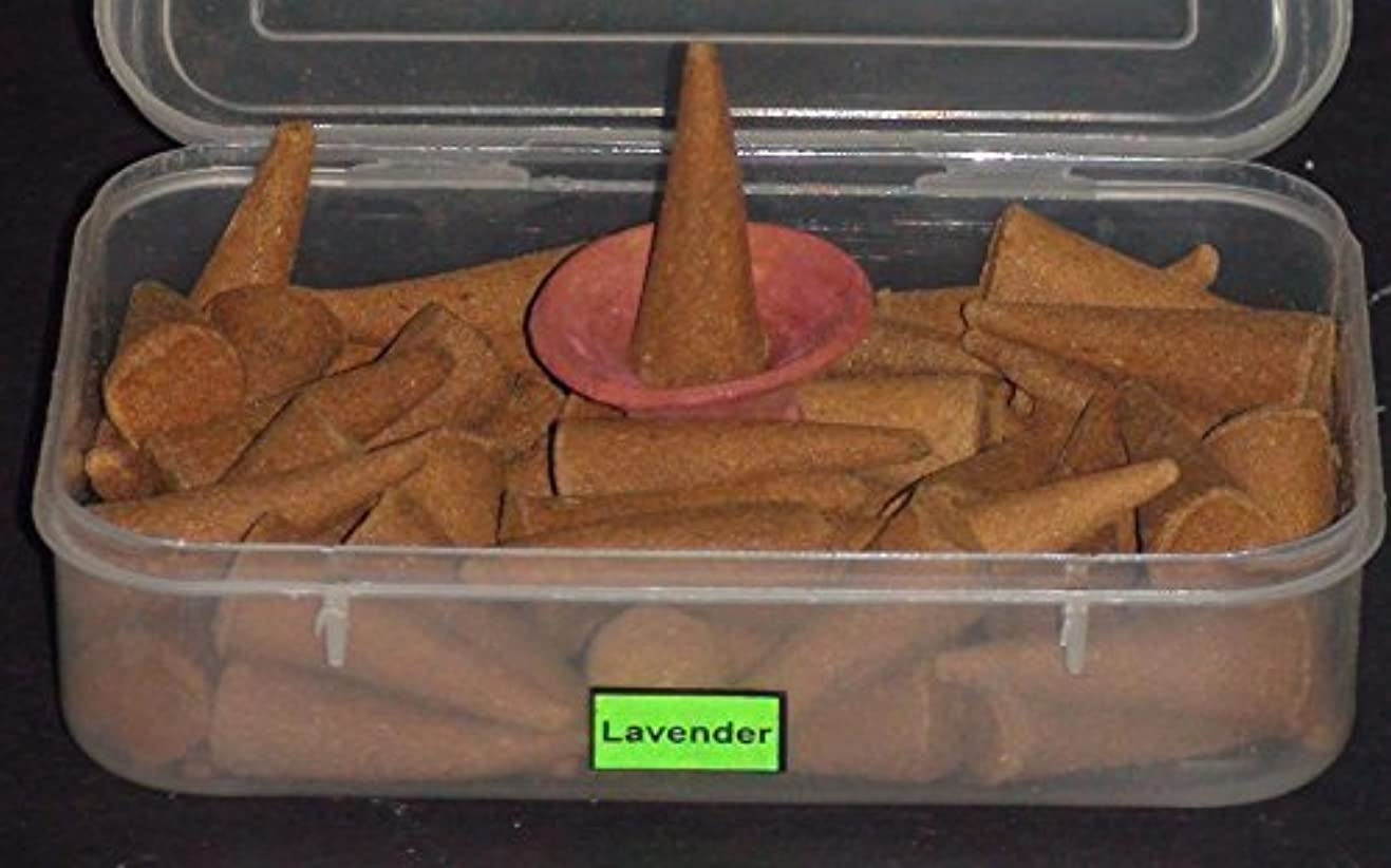 いたずらなジャムカウンタRadhika Dhoop Pure Incense Cones