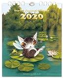 ダヤン 2020年 カレンダー 壁掛け 935674