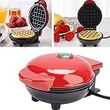 St. Lun Fast Cooking Nonstick Electric Household Mini Waffle Maker Cake Taiyaki Machine Maker (Size : EU Plug)