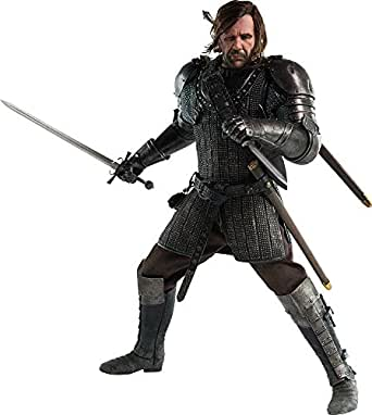 "Game of Thrones Sandor Clegane ""The Hound"" 1/6スケール ABS&PVC&POM製 塗装済み可動フィギュア"