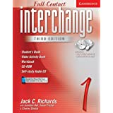 Interchange Full Contact Level 1 Student's Book with Audio CD/CD-ROM. 3rd ed.
