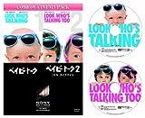 【お得な2作品パック】ベイビー・トーク/ベイビー・トーク2 リトル・ダイナマイツ [DVD]