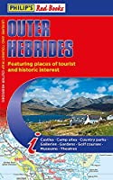 Philip's Outer Hebrides: Leisure and Tourist Map 2020 (Philip's Red Books)