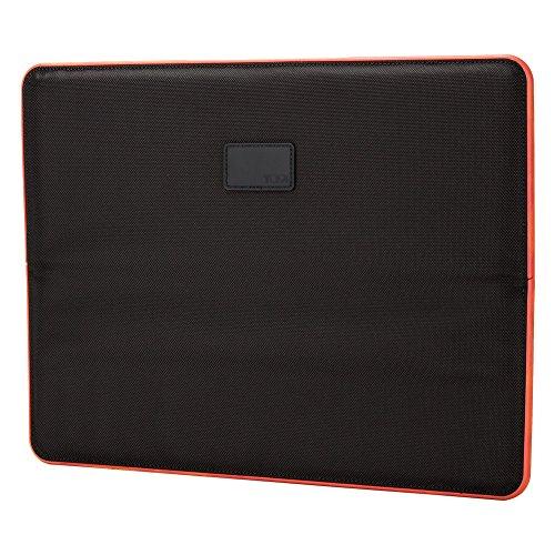 [ トゥミ ] Tumi 15インチ ラップトップ カバー ノートPC ケース スリーブ 114251DR ブラック/レッド 15 inch ? Slim Solutions ? Laptop ? Cover Black/Red [並行輸入品]