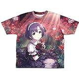 アイドルマスター シンデレラガールズ 手折られぬ花 白菊ほたる 両面フルグラフィック Tシャツ XLサイズ
