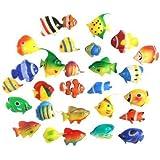 縁日すくい ミニ熱帯魚(50mm) 100個入り