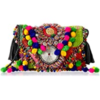 zoda Women's Kabia Clutch, Multi, One Size