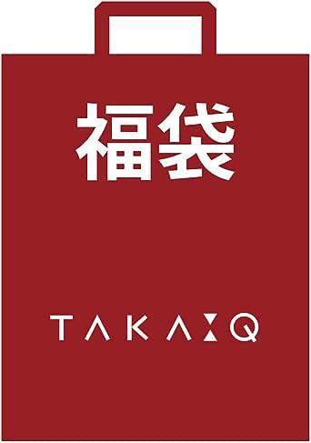[タカキュー] 【福袋】 ビジネス5点セット 長袖 ワイシャツ スリムフィット3点 ネクタイ2点 メンズ マルチカラー 日本 3980 (日本サイズM相当)