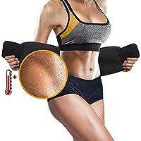 シェイプアップベルト 運動ダイエットベルト 調節可腰用サポーター 発汗 発熱 脂肪燃焼 腰椎固定 腰 保護 姿勢矯正 女性用