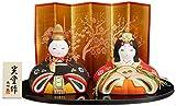 桃の節句 ひな人形 錦彩 華みやび 雛 2449