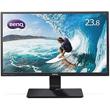 BenQ モニター ディスプレイ GW2470HL 23.8インチ/フルHD/AMVA+/スリムベゼル/HDMI2系統,VGA端子/ブルーライト軽減Plus