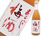 梅乃宿 あらごし梅酒 12度 1.8L