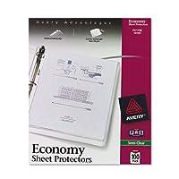 AVE74101 - Avery Economy Weight Sheet Protector [並行輸入品]