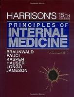 Harrison's Principles of Internal Medicine, 2-Vol Set