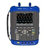 Hantek DSO1102E 5 in 1ハンドヘルドデジタルストレージオシロスコープ2チャンネル100MHz 1GSa / sオシロスコープ/レコーダー/ DMM / FFTスペクトラムアナライザー/周波数カウンター