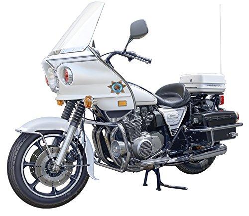 青島文化教材社 1/12 バイクシリーズ No.54 カワサキ KZ1000 ポリス プラモデル