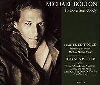 To love somebody [Single-CD]