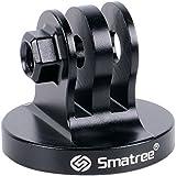 Smatreeアルミ三脚マウントアダプタGopro Hero5/4 3+ 3 2 1 HD カメラ用 (黒)
