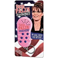 Sarah Palin Talking Keychain - In Your Pocket Talking Keychain by Emanation [並行輸入品]