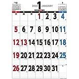 トライエックス ジャンボ スケジュール B2タテ型 2020年 カレンダー CL-663 壁掛け 書き込み