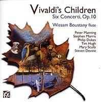 Vivaldi's Children: Six Concerti Op. 10