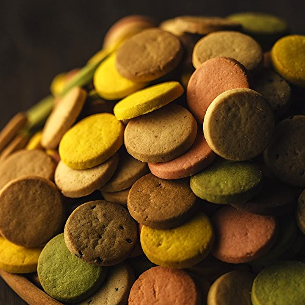 赤字補償外側豆乳おからクッキー蒟蒻マンナン入り 1kg