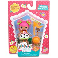 Lalaloopsy Minis Doll- Whistle Kick 'N' Score