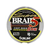 サンライン(SUNLINE) ライン スーパーブレイド5 8本組 150m 1.5号