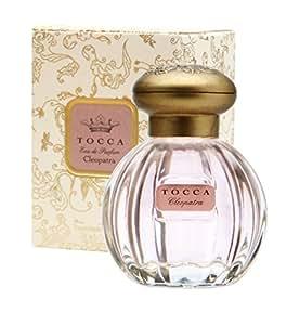 トッカ(TOCCA) ミニオードパルファム クレオパトラの香り 15ml(香水 グレープフルーツとホワイトジャスミンの魅惑的でエキゾチックな香り)