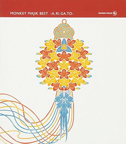 [画像:Monkey Majik Best: Arigato / Ltd 3cd+Dvd Deluxe Ed]