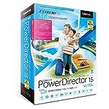 サイバーリンク PowerDirector 15 Ultra 乗換UPG