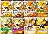 【Amazon.co.jp限定】ポッカサッポロ じっくりコトコトスープ8種バラエティセット