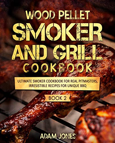 Wood Pellet Smoker and Grill C...
