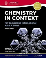 Chemistry in Context for Cambridge International AS & A Level (CIE A Level)【洋書】 [並行輸入品]