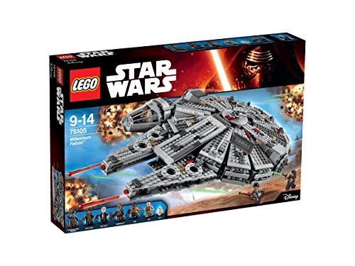 レゴ (LEGO) スター・ウォーズ ミレニアム・ファルコン[TM] 75...