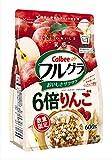 カルビー フルグラ 6倍りんご 600g×6袋