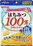 扇雀飴 はちみつ100% のキャンデー+塩 50g ×6袋