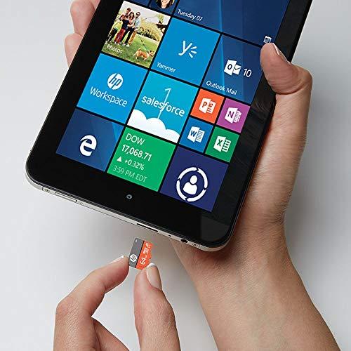 『【Amazon.co.jp 限定】HP microSDXCカード 64GB オレンジ A1 UHS-I(U3) 4K Ultra HD対応 最大読出速度100MB/s 1年間保証』の4枚目の画像
