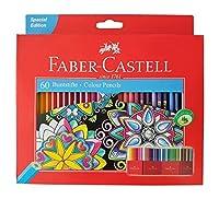 Faber CastellプレミアムカラーPencils 60 colors