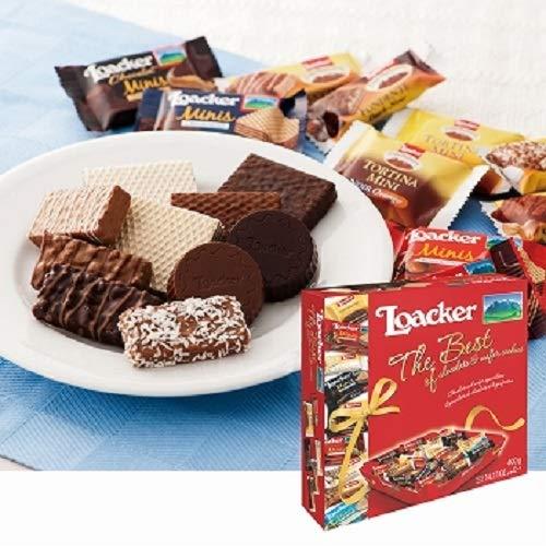 ローカー( Loacker) ウエハース パーティボックス 1箱 a【イタリア お土産 輸入食品 スイーツ 】