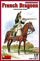 ミニアート 1/16 フランス竜騎兵 ナポレオン戦争 プラモデル