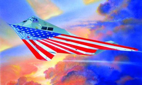 イタレリ 1264S 1/72 F-117A ナイトフォーク星条旗 (タミヤ・イタレリシリーズ:38064)