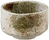 抹茶 茶碗 雪志野 陶器 美濃焼