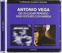 Antonio Vega - De un lugar perdido y 3000 noches con Marga