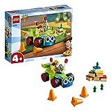 レゴ(LEGO) トイストーリー4 ウッディ&RC 10766 ディズニー ブロック おもちゃ 女の子 男の子