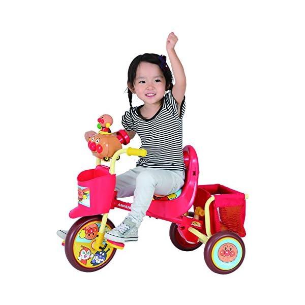 おでかけ三輪車 わくわくアンパンマンごう ピー...の紹介画像7