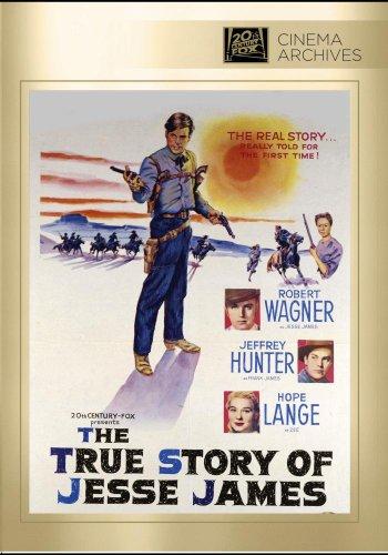 True Story of Jesse James [DVD] [Import]