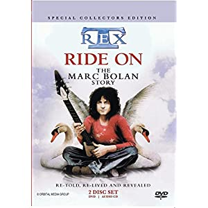 Marc Bolan: Ride on [DVD] [Import]