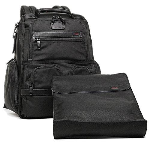 (トゥミ) TUMI コンパクト ラップトップ ブリーフパック Compact Laptop Brief Pack ブラック 26173D2 [並行輸入品]